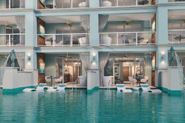 A dicembre arrivano 48 nuove suite per Sandals Royal Caribbean