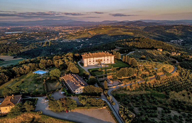 Riapre la Tenuta di Artimino, luxury destination per vacanze all'insegna del benessere