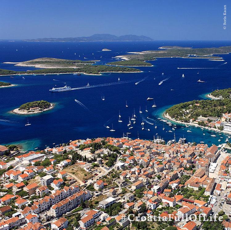 La Croazia lancia le isole covid free