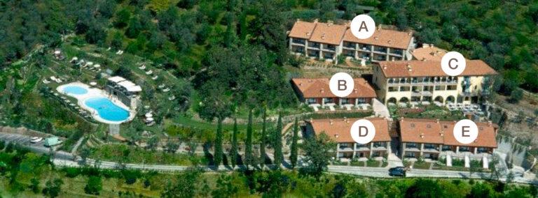 Domina annuncia il via alle riaperture con Borgo degli Ulivi sul lago di Garda