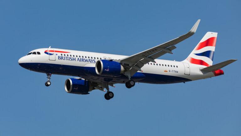 Nuovo volo British Airways fra Napoli e Londra Heatrow