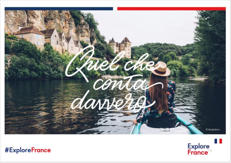 Francia, al via una nuova campagna europea per il rilancio del turismo
