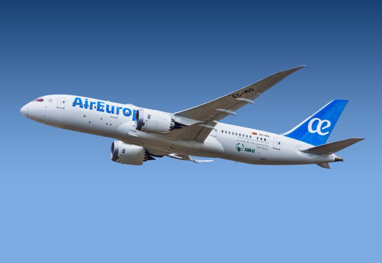Da giugno Air Europa riprenderà i collegamenti per Miami e New York