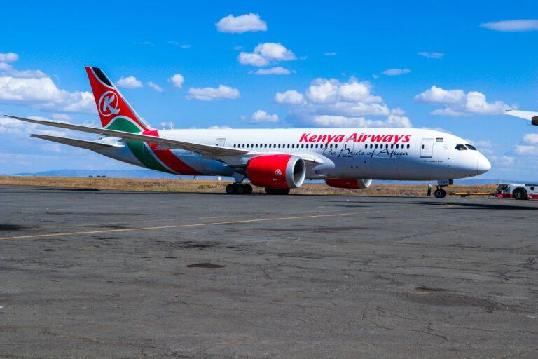 Da luglio due voli settimanali Kenya Airways per Roma e Milano
