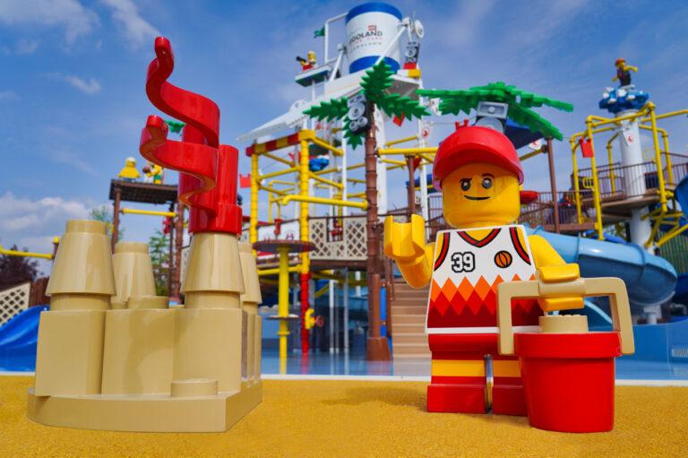 Gardaland Park dà il via alla stagione 2021 e inaugura LEGOLAND® Water Park Gardaland
