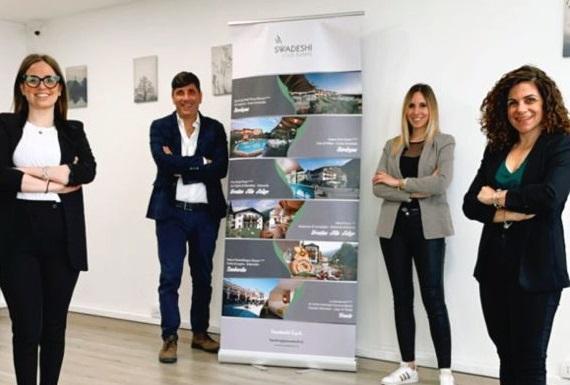 Ferdinando Vallelunga nuovo sales manager di Swadeshi Hotel