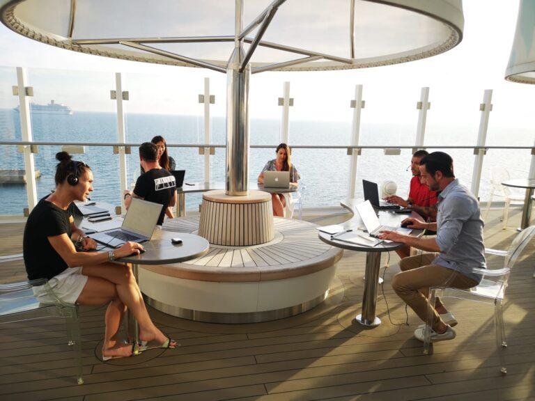 Ticketcrociere va in smart working su Costa Smeralda