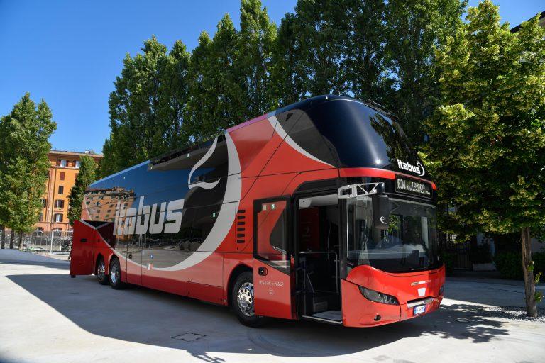 Itabus: più di 100mila biglietti venduti nel primo mese di attività