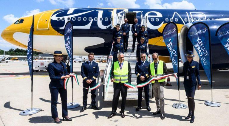 Luke Air presenta il nuovo Airbus A330-200 per i voli di lungo raggio