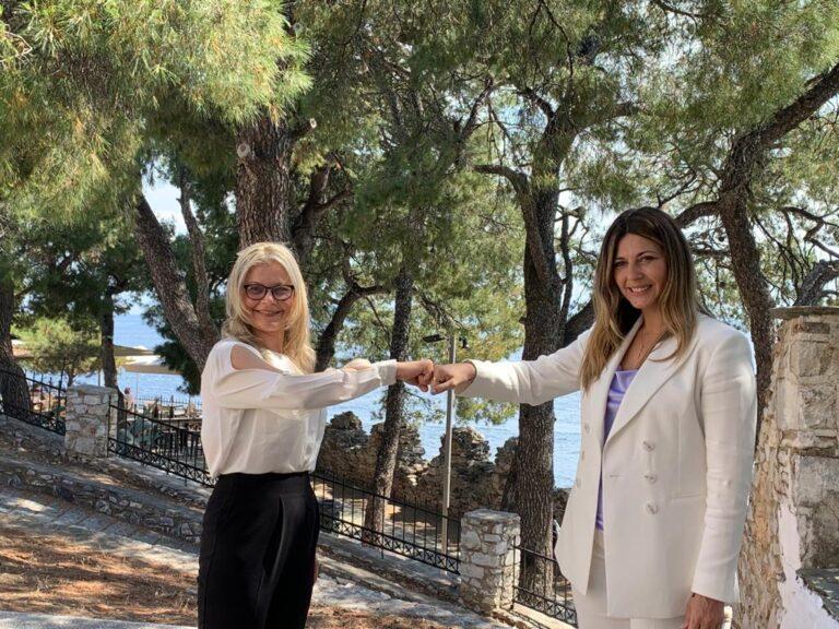 Dalla missione Fiavet in Grecia un messaggio positivo per il turismo all'alba del green pass