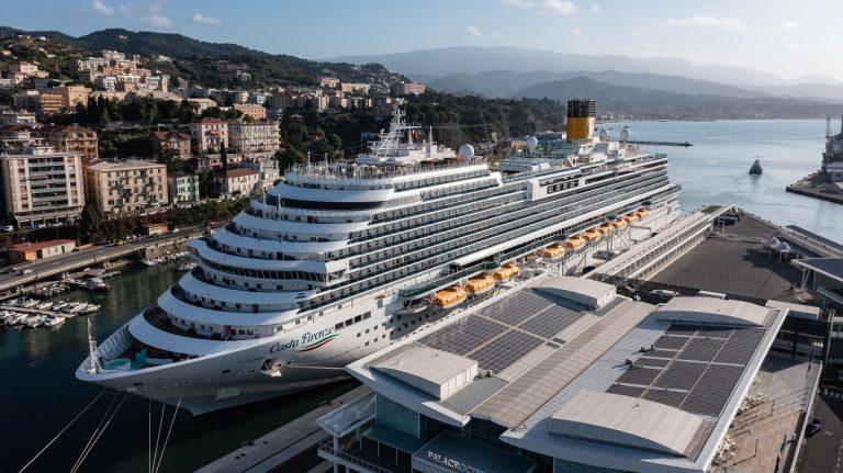 Costa Crociere presenta Costa Firenze, la nave ispirata alla bellezza del Rinascimento