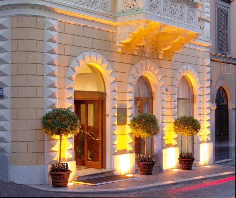 BWH cresce a Roma: l'Hotel Raffaello entra nel gruppo con il brand Sure Hotel Collection