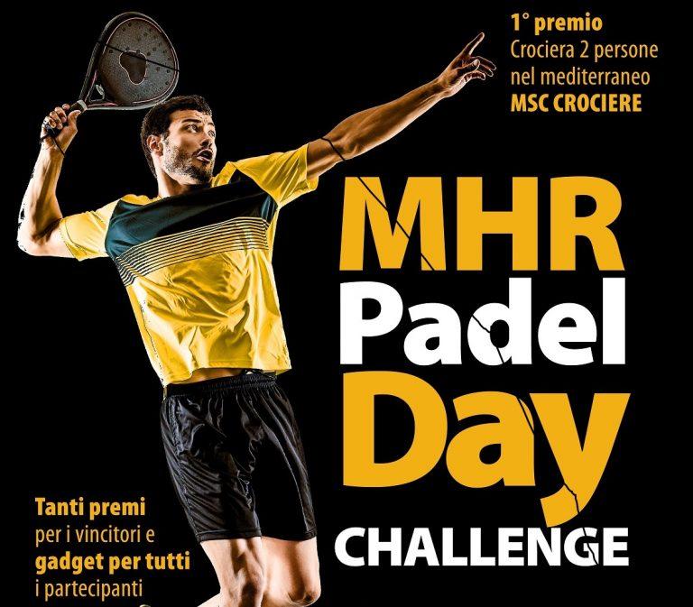 Professionisti dell'ospitalità e del travel, sfida a Roma nel MHR Padel Day Challange