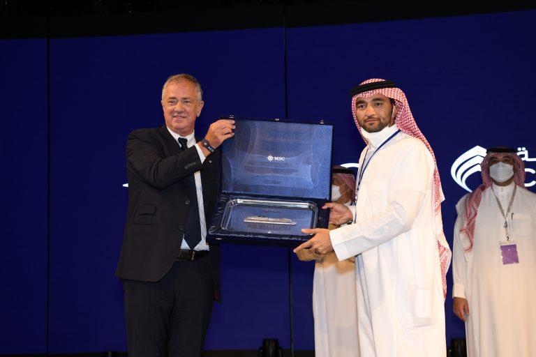 MSC e Cruise Saudi firmano accordo per le crociere nel Mar Rosso e nel Golfo Arabico