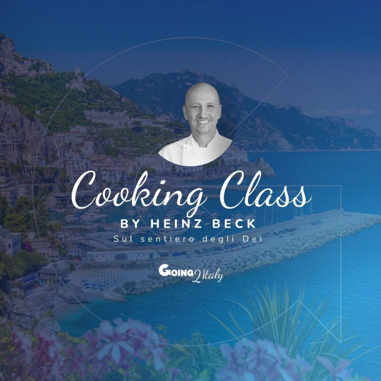 Con Going alla Cooking Class by Heinz Beck