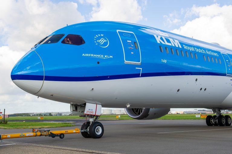 KLM questo inverno servirà più destinazioni negli Stati Uniti