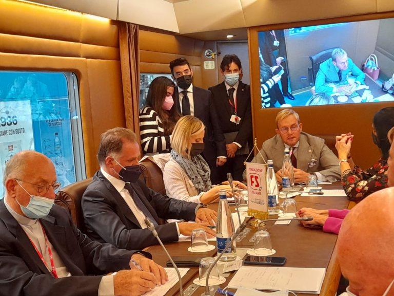 Turismo ferroviario, arriva il progetto di Fondazione FS e Ministero del Turismo